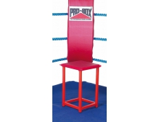 Corner Stools. COLOURS: RED & BLUE