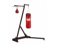 Free Standing Punch Bag Frame with S/B Option