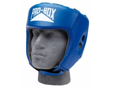 LEATHER CLUB ESSENTIALS BLUE HEADGUARD