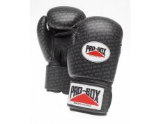 'BASE-SPAR' SENIOR PU GLOVES - BLACK