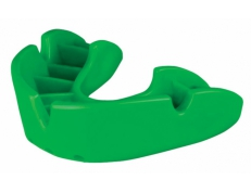 'OPRO' BRONZE MOUTH GUARD (GREEN)