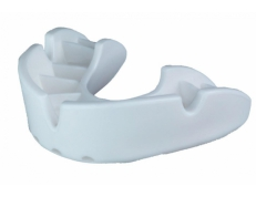 'OPRO' BRONZE MOUTH GUARD (WHITE)