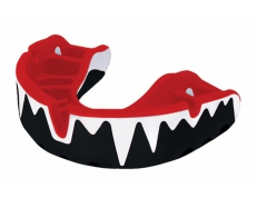 'OPRO' PLATINUM MOUTH GUARD (FANGZ)