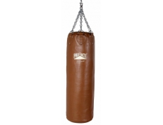'ORIGINAL COLLECTION' LEATHER COLOSSUS PUNCH BAG 4.5 FT.