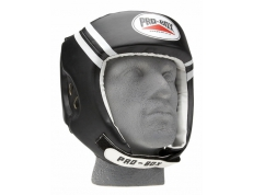 PU CLUB ESSENTIALS BLACK HEADGUARD