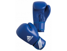 adidas AIBA AMATEUR CONTEST GLOVE - BLUE