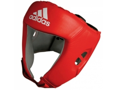 adidas AIBA AMATEUR CONTEST HEADGUARD RED