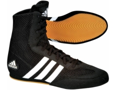 ADIDAS BOXHOG SENIOR BLACK