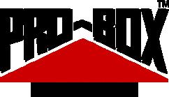 ''PRO-BOX BLACK SWEAT TOP